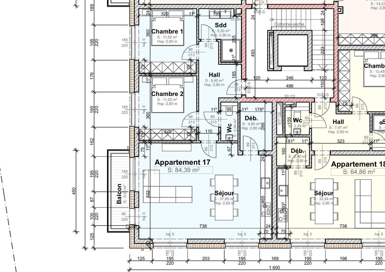 Appartement in Wemperhardt